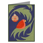 Cardinal Greeting Cards