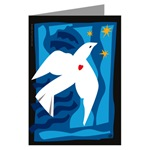 Dove	Greeting Cards