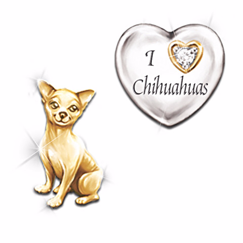 Chihuahua Lover's Bracelet