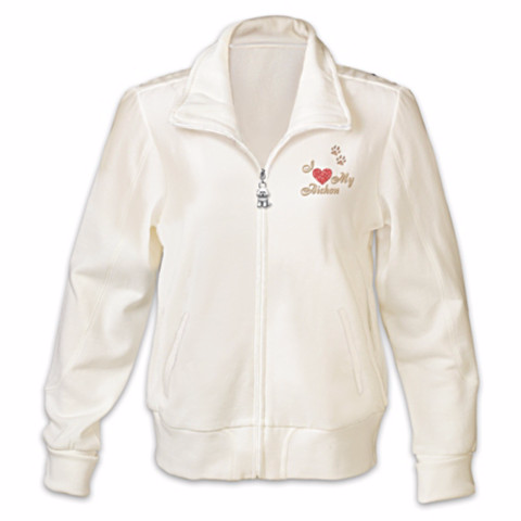 Doggone Cute Bichon Frise Women's Jacket