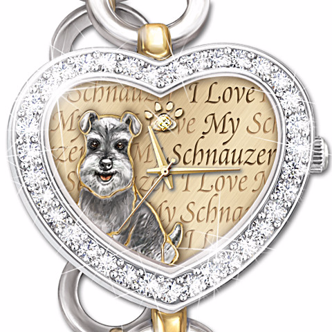 Schnauzer It's Showtime Women's Watch