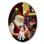 Jack Russell Terrier Christmas Cards