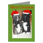 Schnoodle Christmas Cards